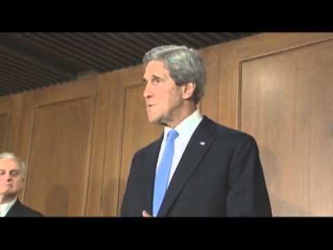 Kerry Mourns Diplomat Killed in Afghanistan