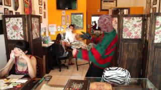 Harlem Shake De Putta Madre Tattoo Shop Brasil - Brazil