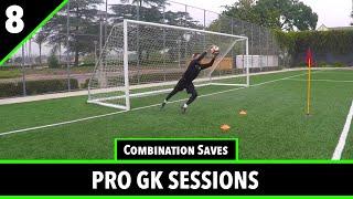 Session 8 | Goalkeeper Training | Pro GK Academy