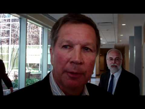 Kasich on Coming Battle Over His Tax Plan Part 1.mov