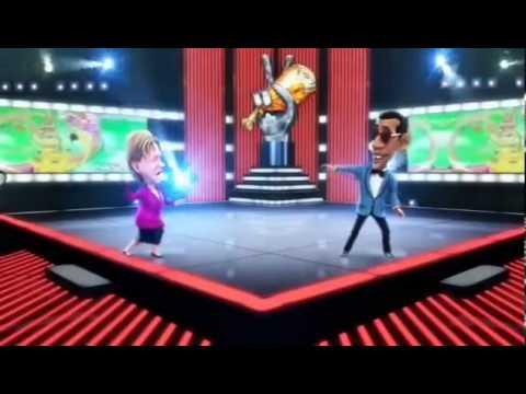 Parodia Gangnam Style! *** OPPA OBAMA STYLE ***