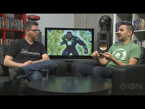 How to Make the New Green Lantern Movie Work