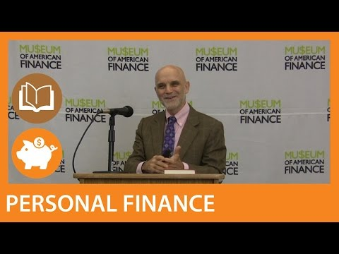 Jason Zweig (Part 3): History of Common Financial Terms