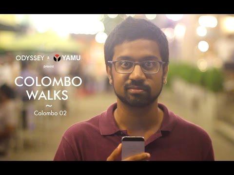 Colombo Walks  - Colombo 2 (Slave Island)