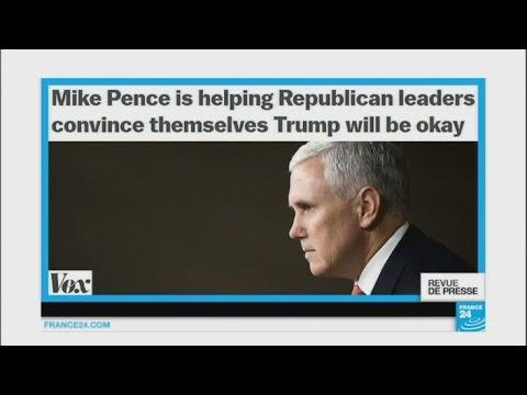 """""""Donald Trump et Mike Pence, le couple idéal républicain ?"""""""