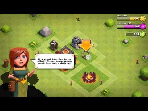 Only Work In Ultrapowa Server Tool) - Clash Of Clans #GET EVERYTHING