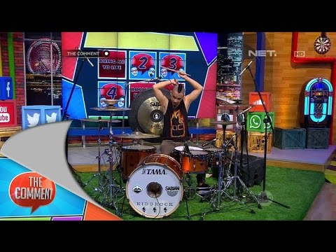 Drum Battle Ikmal Tobing Vs  Boni