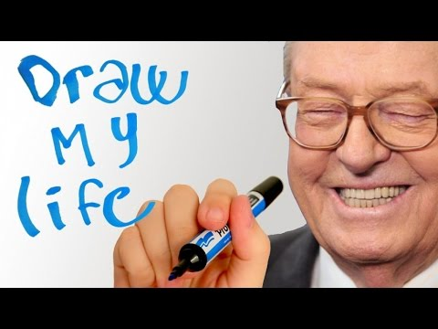 Draw My Life - Jean-Marie Le Pen