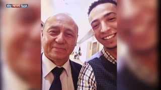 """""""سيلفي"""" مع قادة ليبيا ومشاهيرها"""