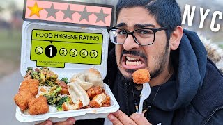 Eating at The Worst Reviewed Restaurant In New York City