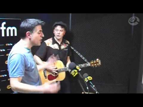 Bi fm live! // Jukebox Racket - Shoot You