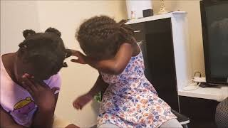 Afro Mamaa TvShow | June 02, 2018 | Our father is our problem pt 2