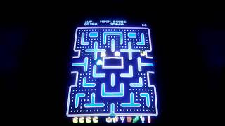 Ms. Pac Man  plus -  fast / speed -    Arcade Gameplay Highscore  5 lives
