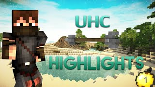 Badlion UHC Highlights #1 - Flame