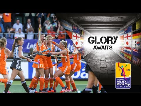 Netherlands vs Argentina - Women's Rabobank Hockey World Cup 2014 Hague Semi-Final [12/6/2014]