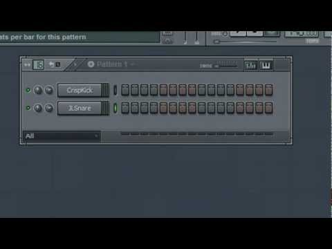 Fl Studio Tutorial: Justice League Style Beat 1/4 Drums
