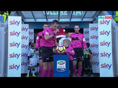 Serie A 18. Hafta | Sassuolo 1-0 Inter Maç Özeti