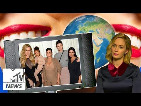 Keeping Up The Kardashians On Hold 'Indefinitely, World Smile Day Animal LOLs | MTV News
