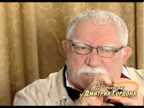 "Армен Джигарханян. ""В гостях у Дмитрия Гордона"". 1/2 (2011)"