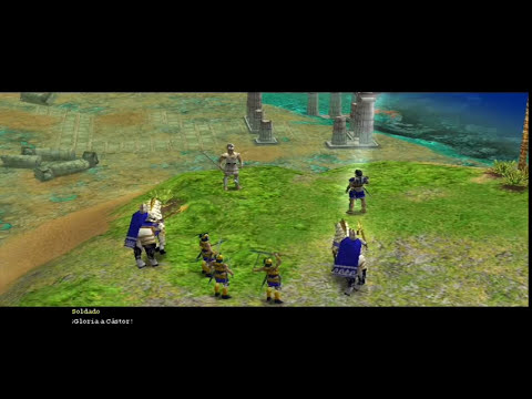 Age Of Mythology The Titans En Español (Parte 3) Final