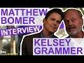 The Last Tycoon : Matt Bomer & Kelsey Gramer Parlent Challenge Et Lily Collins