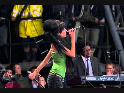 Amy Winehouse - Lullaby Of Birdland(Live)