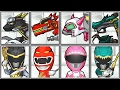 Dino Robot Corps + Power Ranger Dash - Full Game Play - 1080 HD thumbnail
