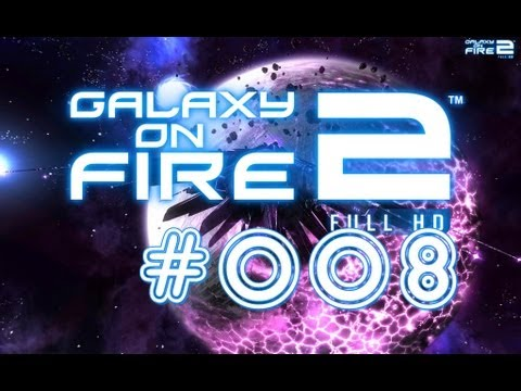 Let's Play Galaxy on Fire 2 Full HD #008 - NOOB!!