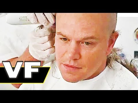 DOWNSIZING Bande Annonce VF Finale ✩ Matt Damon, Science Fiction (2018) streaming vf