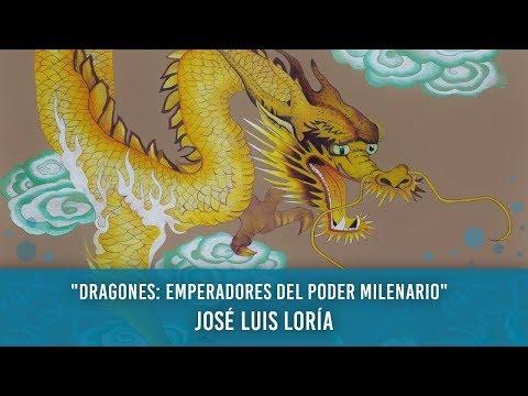 Video José Luis Loría - Dragones: Emperadores del Poder Milenario | LHCM
