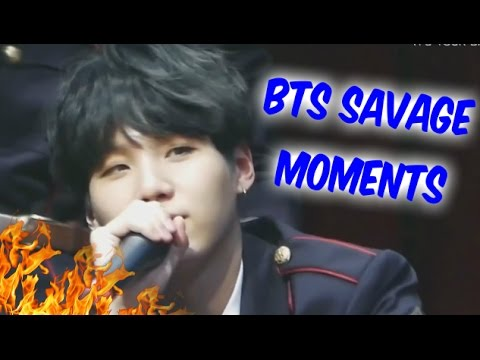 BTS Savage Moments #4