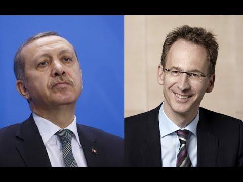 Erdoğan Disstrack - Detlef Seif (CDU) feat. Bundestag, Fall Böhmermann lel