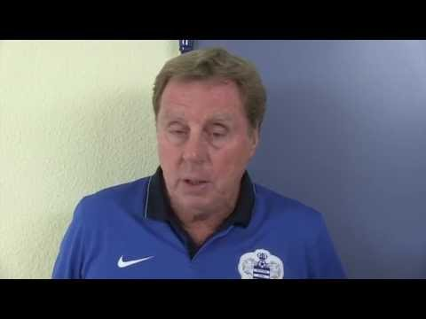 Harry Redknapp: QPR need a striker ASAP!