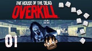 Typing of the Dead: Overkill #001 - Alte Freunde tippen schnell [FullHD] [deutsch]