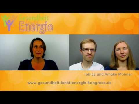 Trailer: Amelie und Tobias Mohner: Natürliches essen - Basis guter Gesundheit