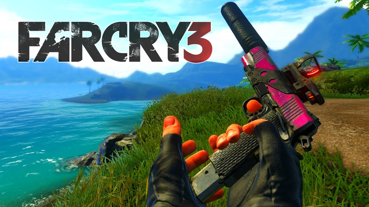 Far Cry 3 - Tunado Com Ziggy's Mod - YouTube