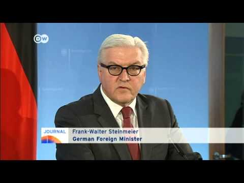German foreign minister Steinmeier warns Russia against annexing Crimea | Journal