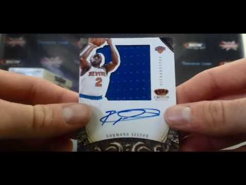 BlowoutCardsTV - Ami C's 2012/13 Preferred Basketball 2 Box Break Round 2