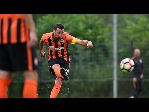 Shakhtar 4-3 Rödinghausen. Highlights (29/06/2017)