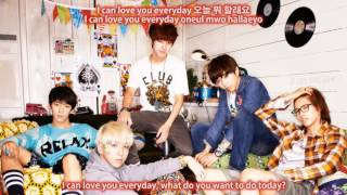 Watch B1a4 What Do You Want To Do video