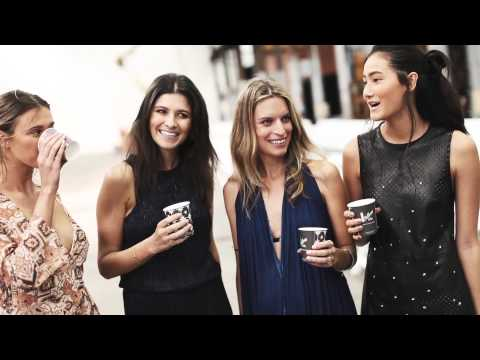 Coffee & Fashion - Vittoria Coffee and the Good Food Guide Awards
