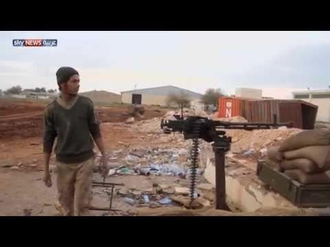 تقدم للجيش الليبي في بنغازي