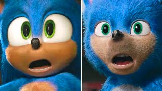 Sonic looks EPIC now!