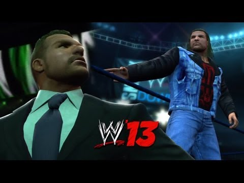 WWE '13: Triple H dEvolution (2013-1995)