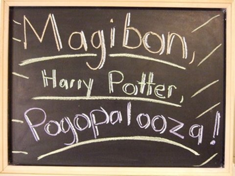 Magibon, Harry Potter, Pogopalooza