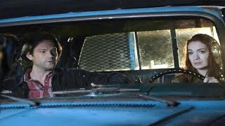 Supernatural 14x06 Promo Photos With A Twist   Charlie Is Mad At Sam