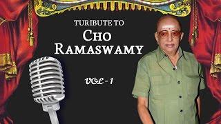 Cho's Mohammad Bin Thuglak | Full Tamil Drama | Tribute To Cho