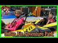 FAMILY FUN at URBAN AIR ADVENTURE PARK in PEORIA AZ | D&D FAMILY VLOGS