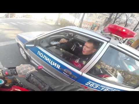 Мусора полицейские обосрались