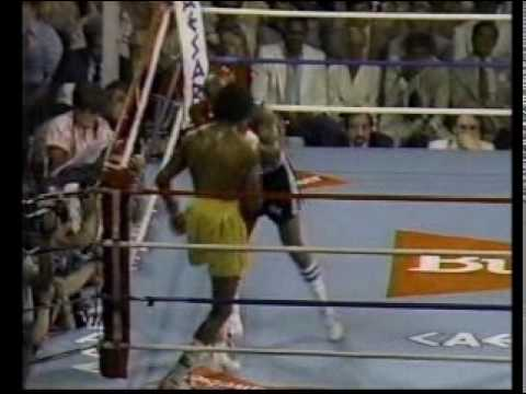 Marvin Hagler vs. Tommy Hearns - The War - Part 1 Video